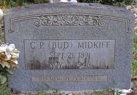 MIDKIFF, C P - Vernon County, Louisiana | C P MIDKIFF - Louisiana Gravestone Photos