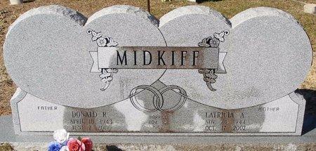 MIDKIFF, DONALD RAY - Vernon County, Louisiana | DONALD RAY MIDKIFF - Louisiana Gravestone Photos