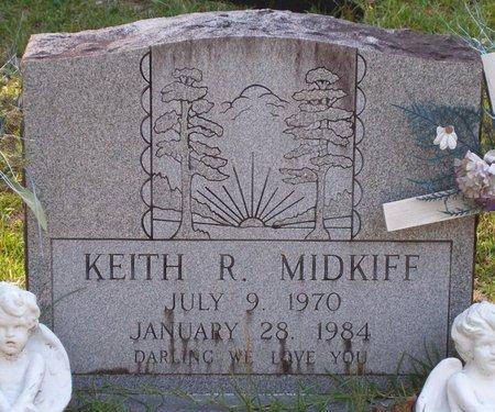 MIDKIFF, KEITH R - Vernon County, Louisiana   KEITH R MIDKIFF - Louisiana Gravestone Photos