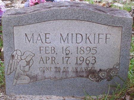 MIDKIFF, MAE - Vernon County, Louisiana   MAE MIDKIFF - Louisiana Gravestone Photos