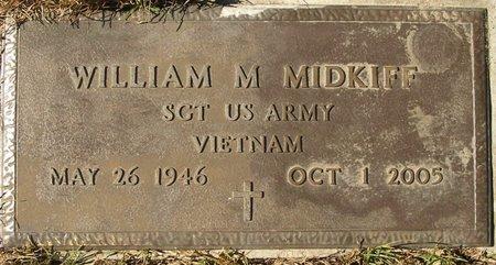 MIDKIFF, WILLIAM M  (VETERAN VIET) - Vernon County, Louisiana   WILLIAM M  (VETERAN VIET) MIDKIFF - Louisiana Gravestone Photos