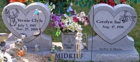 MIDKIFF, VERNIE CLYDE - Vernon County, Louisiana | VERNIE CLYDE MIDKIFF - Louisiana Gravestone Photos
