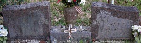 MIDKIFF, AVIS F - Vernon County, Louisiana | AVIS F MIDKIFF - Louisiana Gravestone Photos