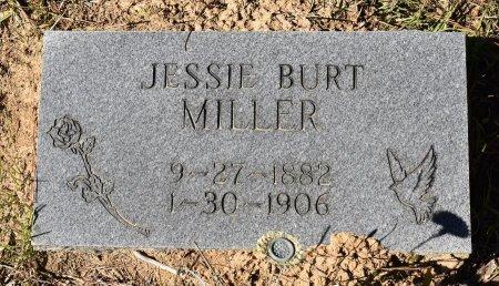 MILLER, JESSIE BURT - Vernon County, Louisiana   JESSIE BURT MILLER - Louisiana Gravestone Photos