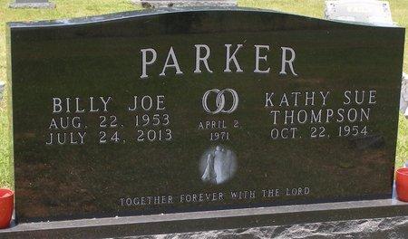 PARKER, BILLY JOE - Vernon County, Louisiana | BILLY JOE PARKER - Louisiana Gravestone Photos