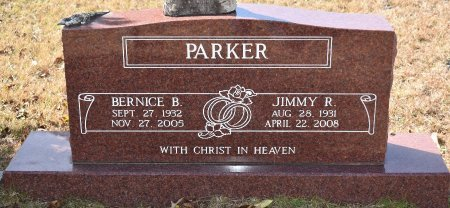 PARKER, BERNICE - Vernon County, Louisiana | BERNICE PARKER - Louisiana Gravestone Photos