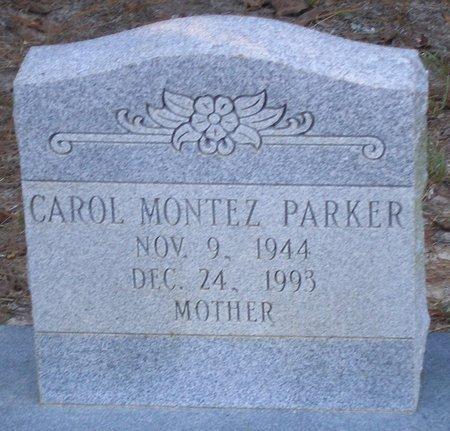 PARKER, CAROL - Vernon County, Louisiana | CAROL PARKER - Louisiana Gravestone Photos