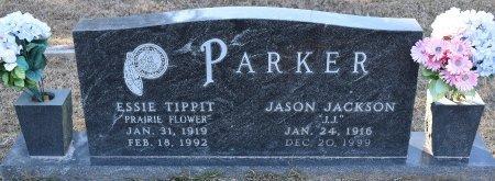 PARKER, JASON JACKSON - Vernon County, Louisiana | JASON JACKSON PARKER - Louisiana Gravestone Photos