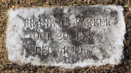 PARKER, FRANK O - Vernon County, Louisiana | FRANK O PARKER - Louisiana Gravestone Photos
