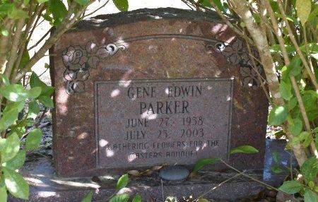 PARKER, GENE EDWIN - Vernon County, Louisiana | GENE EDWIN PARKER - Louisiana Gravestone Photos