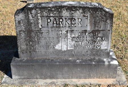 PARKER, I H - Vernon County, Louisiana | I H PARKER - Louisiana Gravestone Photos