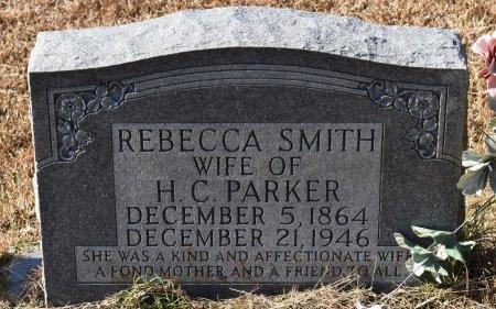 PARKER, REBECCA - Vernon County, Louisiana | REBECCA PARKER - Louisiana Gravestone Photos