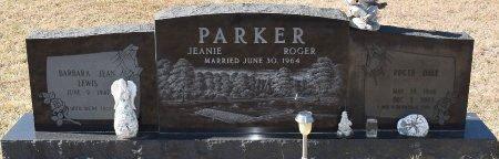 PARKER, ROGER DALE - Vernon County, Louisiana | ROGER DALE PARKER - Louisiana Gravestone Photos