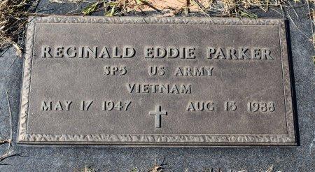 PARKER, REGINALD EDDIE (VETERAN VIET) - Vernon County, Louisiana   REGINALD EDDIE (VETERAN VIET) PARKER - Louisiana Gravestone Photos