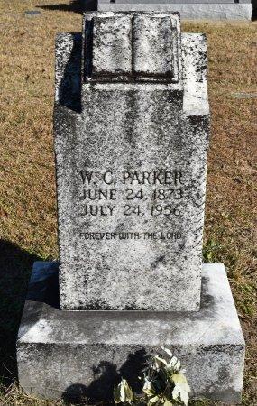 PARKER, W C - Vernon County, Louisiana   W C PARKER - Louisiana Gravestone Photos