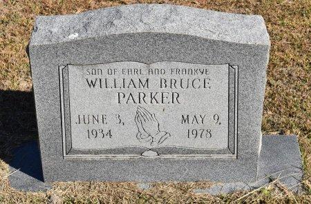 PARKER, WILLIAM BRUCE - Vernon County, Louisiana | WILLIAM BRUCE PARKER - Louisiana Gravestone Photos