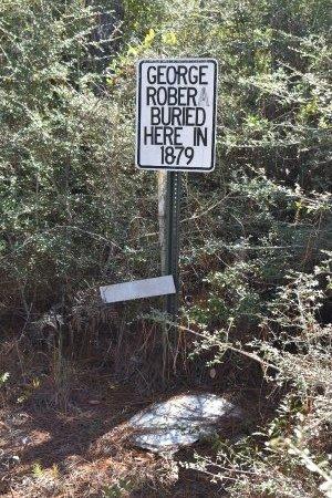 ROBERTS, GEORGE - Vernon County, Louisiana | GEORGE ROBERTS - Louisiana Gravestone Photos