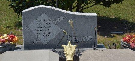 SMITH SHAW, CORNELLA ANN - Vernon County, Louisiana | CORNELLA ANN SMITH SHAW - Louisiana Gravestone Photos