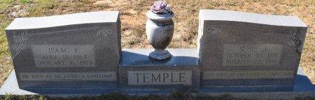 TEMPLE, ISAAC F - Vernon County, Louisiana | ISAAC F TEMPLE - Louisiana Gravestone Photos