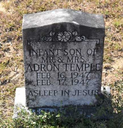 TEMPLE, INFANT - Vernon County, Louisiana | INFANT TEMPLE - Louisiana Gravestone Photos