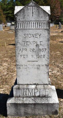TEMPLE, SIDNEY - Vernon County, Louisiana | SIDNEY TEMPLE - Louisiana Gravestone Photos