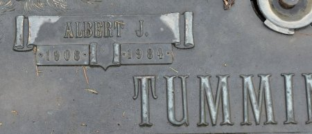 TUMMINELLO, ALBERT J (CLOSE UP) - Vernon County, Louisiana | ALBERT J (CLOSE UP) TUMMINELLO - Louisiana Gravestone Photos