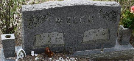 WELCH, LARIED E - Vernon County, Louisiana | LARIED E WELCH - Louisiana Gravestone Photos
