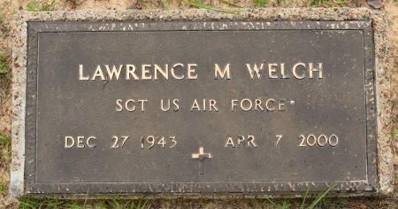 WELCH, LAWRENCE MURL (VETERAN) - Vernon County, Louisiana   LAWRENCE MURL (VETERAN) WELCH - Louisiana Gravestone Photos