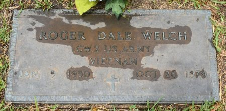 WELCH, ROGER DALE (VETERAN VIET) - Vernon County, Louisiana | ROGER DALE (VETERAN VIET) WELCH - Louisiana Gravestone Photos