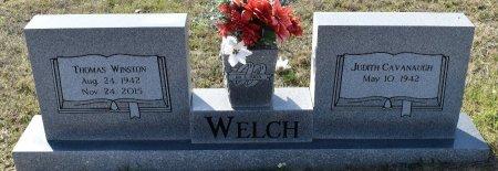 WELCH, THOMAS WINSTON (VETERAN) - Vernon County, Louisiana | THOMAS WINSTON (VETERAN) WELCH - Louisiana Gravestone Photos