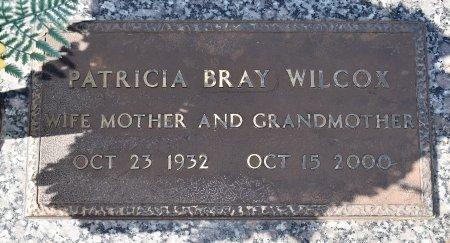 BRAY WILCOX, PATRICIA - Vernon County, Louisiana | PATRICIA BRAY WILCOX - Louisiana Gravestone Photos