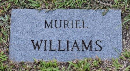 WILLIAMS, MURIEL - Vernon County, Louisiana | MURIEL WILLIAMS - Louisiana Gravestone Photos