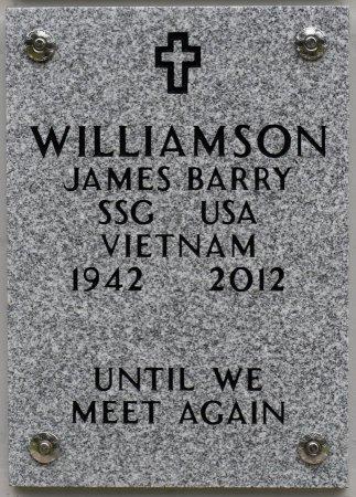 WILLIAMSON, JAMES BARRY (VETERAN VIET) - Vernon County, Louisiana | JAMES BARRY (VETERAN VIET) WILLIAMSON - Louisiana Gravestone Photos
