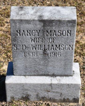 MASON WILLIAMSON, NANCY - Vernon County, Louisiana | NANCY MASON WILLIAMSON - Louisiana Gravestone Photos