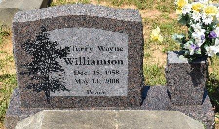 WILLIAMSON, TERRY WAYNE - Vernon County, Louisiana   TERRY WAYNE WILLIAMSON - Louisiana Gravestone Photos