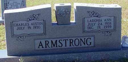 ARMSTRONG, LADONNIA ANN - Washington County, Louisiana | LADONNIA ANN ARMSTRONG - Louisiana Gravestone Photos