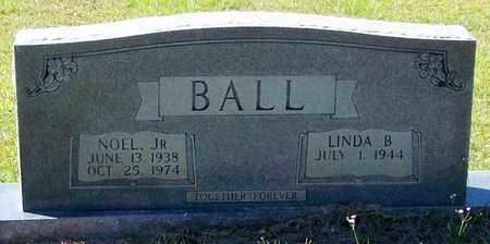 BALL, NOEL, JR - Washington County, Louisiana | NOEL, JR BALL - Louisiana Gravestone Photos