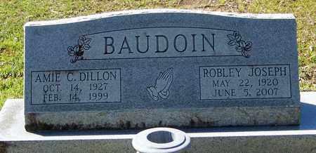 BAUDOIN, ROBLEY JOSEPH - Washington County, Louisiana   ROBLEY JOSEPH BAUDOIN - Louisiana Gravestone Photos