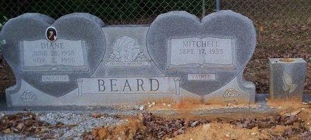 BEARD, MITCHELL - Washington County, Louisiana   MITCHELL BEARD - Louisiana Gravestone Photos