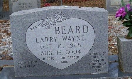 BEARD, LARRY WAYNE - Washington County, Louisiana | LARRY WAYNE BEARD - Louisiana Gravestone Photos
