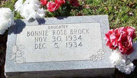 BROCK, BONNIE ROSE - Washington County, Louisiana | BONNIE ROSE BROCK - Louisiana Gravestone Photos