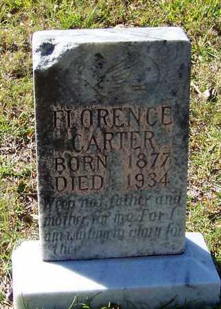 CARTER, FLORENCE - Washington County, Louisiana   FLORENCE CARTER - Louisiana Gravestone Photos