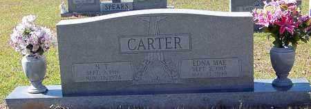 GRAVES CARTER, EDNA MAE - Washington County, Louisiana | EDNA MAE GRAVES CARTER - Louisiana Gravestone Photos