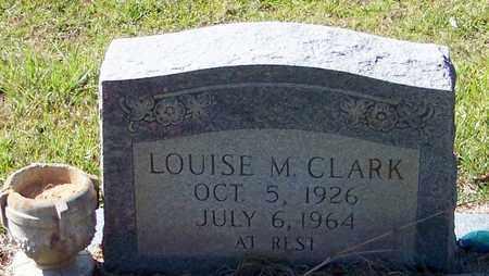MILTON CLARK, LOUISE - Washington County, Louisiana   LOUISE MILTON CLARK - Louisiana Gravestone Photos