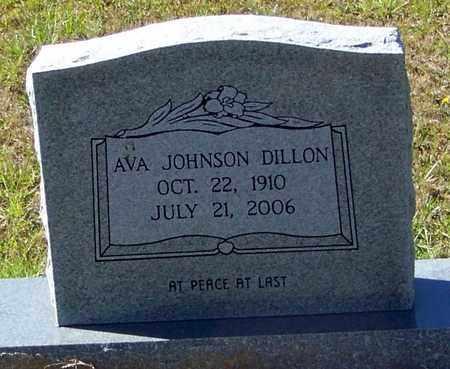DILLON, AVA - Washington County, Louisiana | AVA DILLON - Louisiana Gravestone Photos