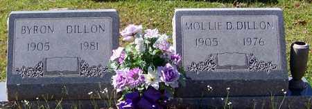 DILLON, MOLLIE D - Washington County, Louisiana   MOLLIE D DILLON - Louisiana Gravestone Photos