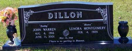 DILLON, LENORA - Washington County, Louisiana | LENORA DILLON - Louisiana Gravestone Photos