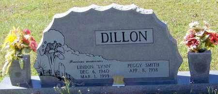 "DILLON, LINDON ""LYNN"" - Washington County, Louisiana   LINDON ""LYNN"" DILLON - Louisiana Gravestone Photos"