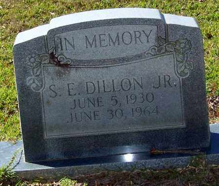 DILLON, SHELL E, JR - Washington County, Louisiana | SHELL E, JR DILLON - Louisiana Gravestone Photos