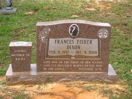 DIXON, FRANCES - Washington County, Louisiana | FRANCES DIXON - Louisiana Gravestone Photos